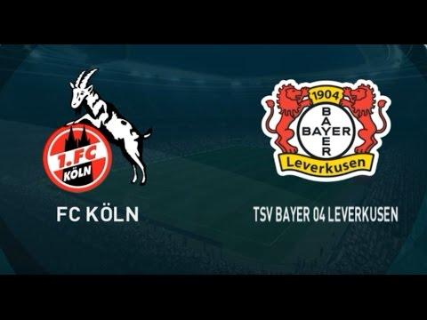 FC Koln vs Bayer Leverkusen Full Match And Highlights
