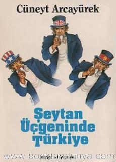 Cüneyt Arcayürek - Şeytan Üçgeninde Türkiye