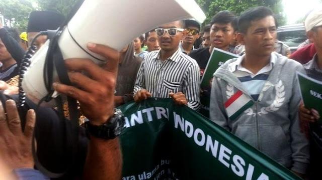 Aliansi Santri Indonesia akan Laporkan Denny Siregar ke Bareskrim Mabes Polri