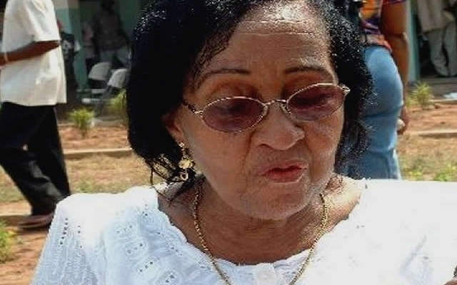 Former PNDC secretary Dr. Mary Grant is dead
