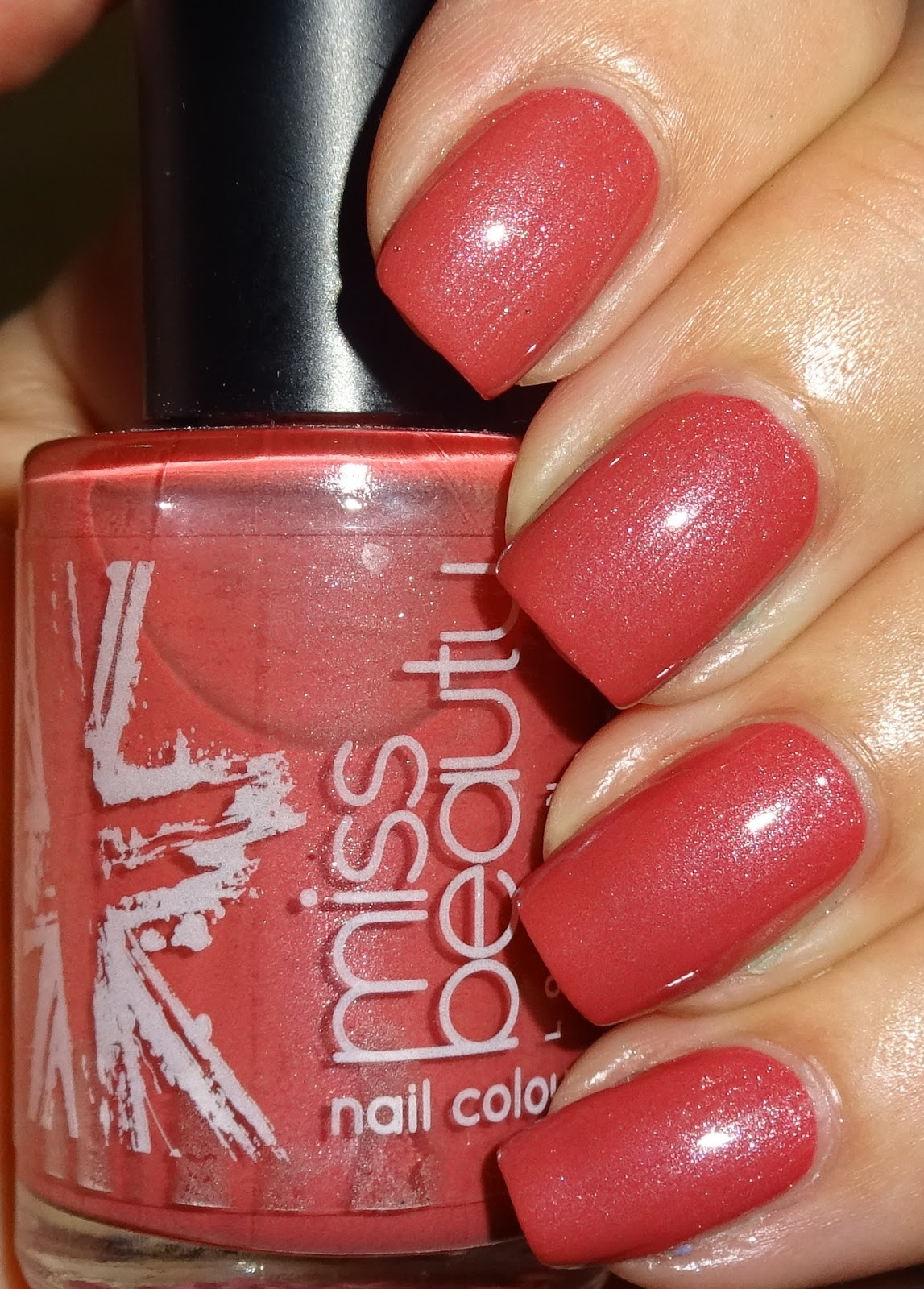 Wendy's Delights: Miss Beauty Nail Polish