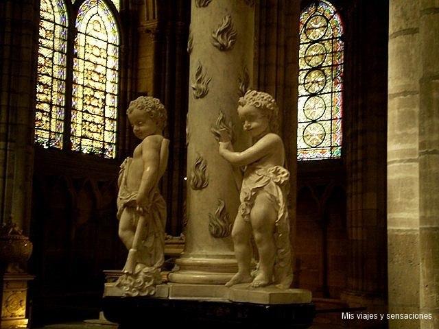 Basílica de Saint-Denis, París