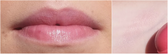 Opinião e swatches dos novos Maybelline Baby Lips Balm & Blush: cores Innocent Peach.