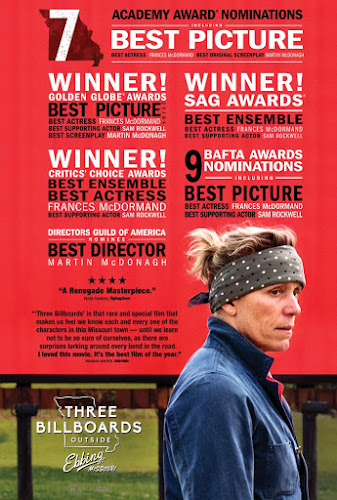 Three Billboards Outside Ebbing, Missouri (BRRip 1080p Dual Latino / Ingles)