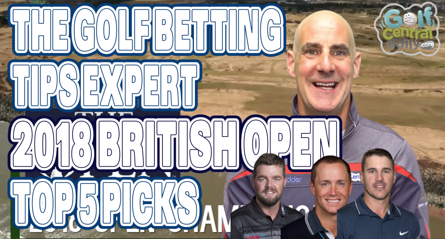 video  2018 british open championship betting preview and
