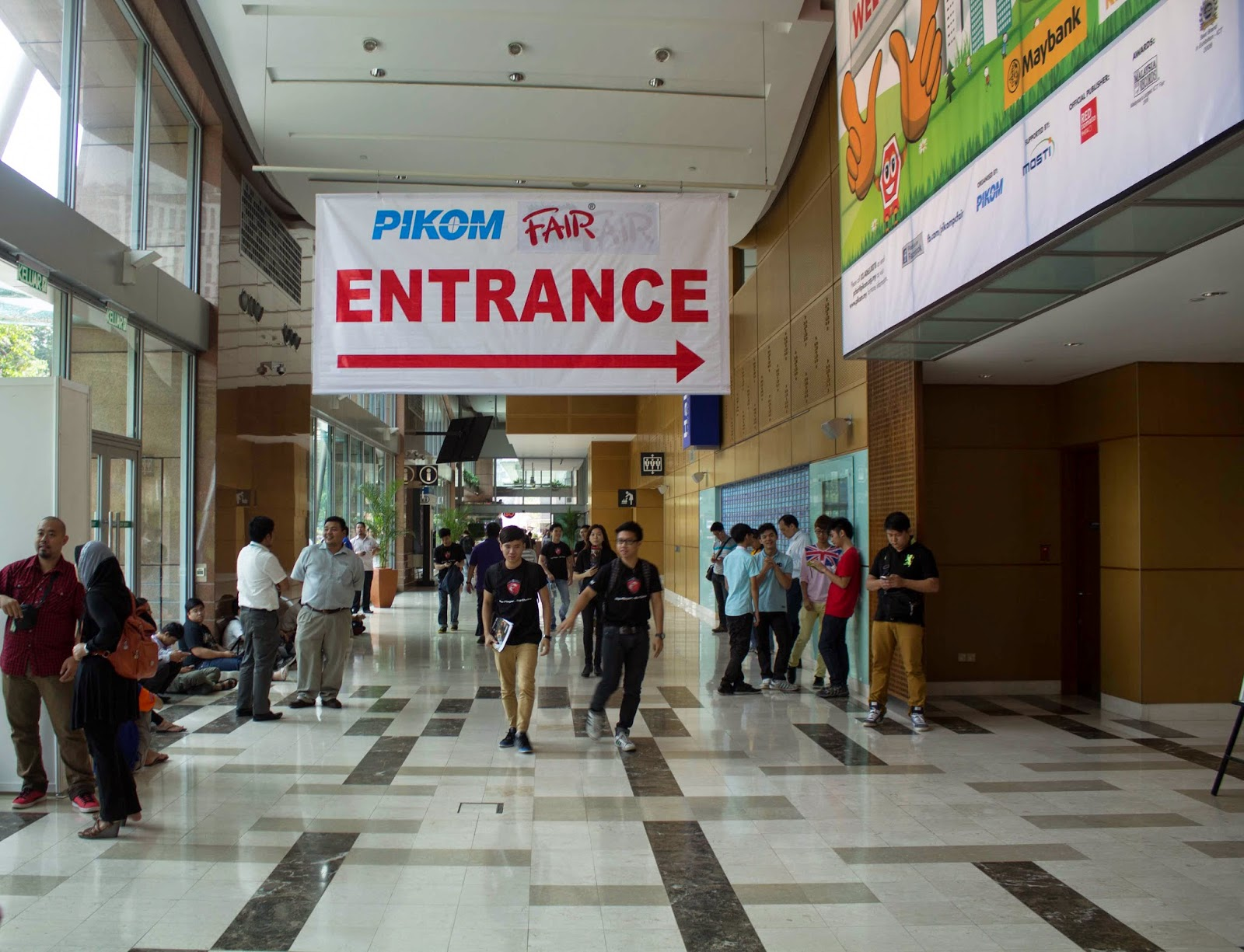 Coverage of PIKOM PC Fair 2014 @ Kuala Lumpur Convention Center 277