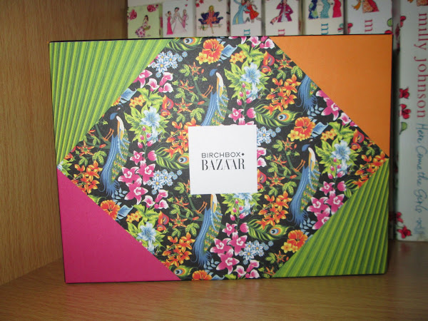 Another Beauty Box Review.