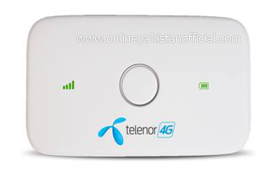 Telenor Announced 4G Hotspot Devices with Extra Volume