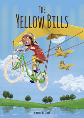 The Yellow Bills children's book by Michelle McKenna
