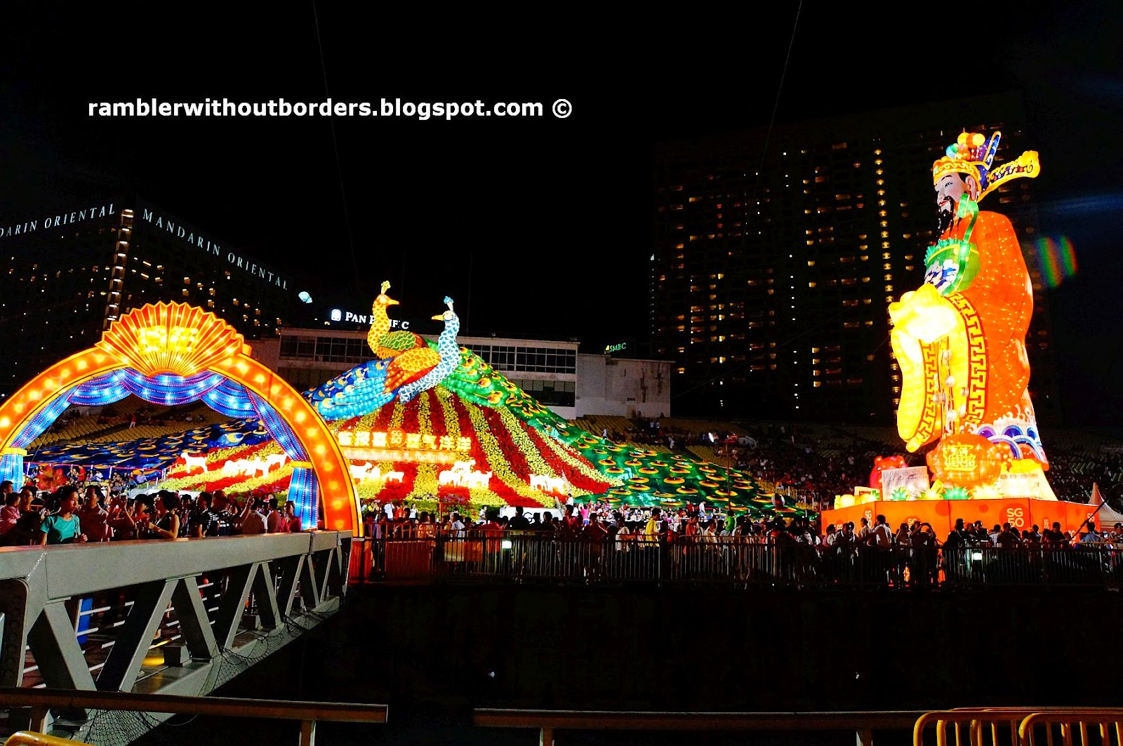 River Hongbao 2015, Singapore