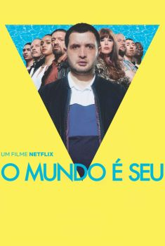 O Mundo é Seu Torrent - WEB-DL 720p/1080p Dual Áudio