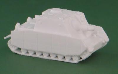 Brummbar (Sturmpanzer 43) picture 2