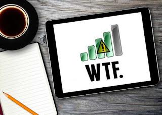 Memperbaiki Kendala Sinyal Tanda Seru Pada Saat Ngeblog - www.helloflen.com