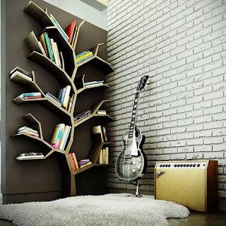 Cara Memilih Rak Buku yang Tepat dan Bermanfaat