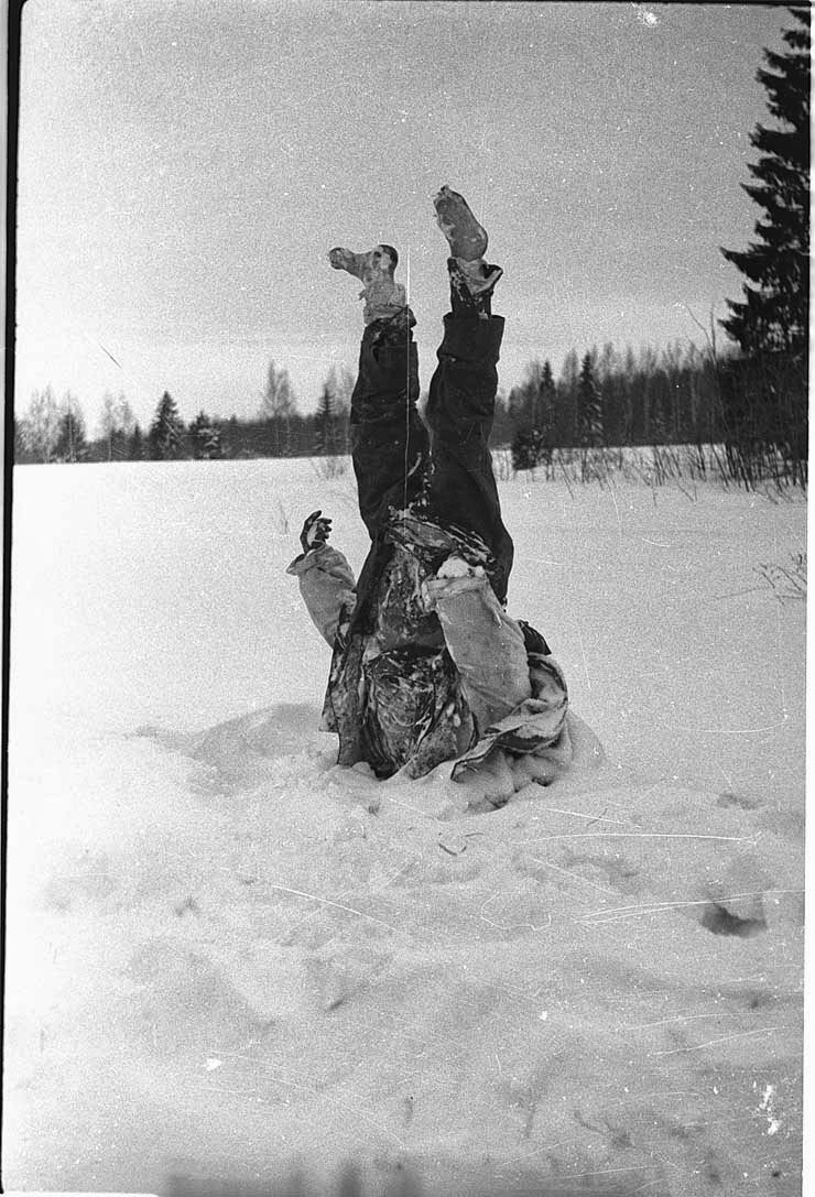 NAZI JERMAN: Foto Killed in Action (KIA): Jerman