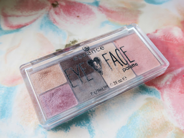 Review - Paleta Eye & Face 01 Essence