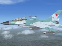 Gawat! Hercules Malaysia Masuk Natuna, Dua F-16 TNI AU Bergerak Cepat