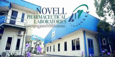 Lowongan Kerja PT Novell Pharmaceutical