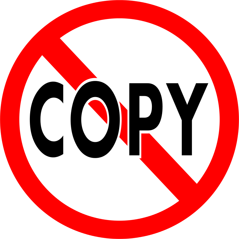 Cara Agar Artikel Tidak Bisa Dicuri, Disalin, Dicopy