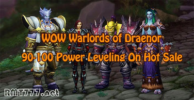 wow power leveling 90-100