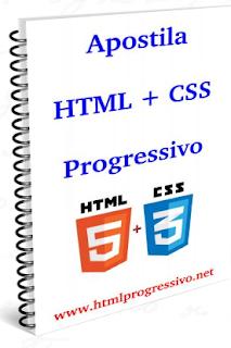 Apostila HTML + CSS Progressivo