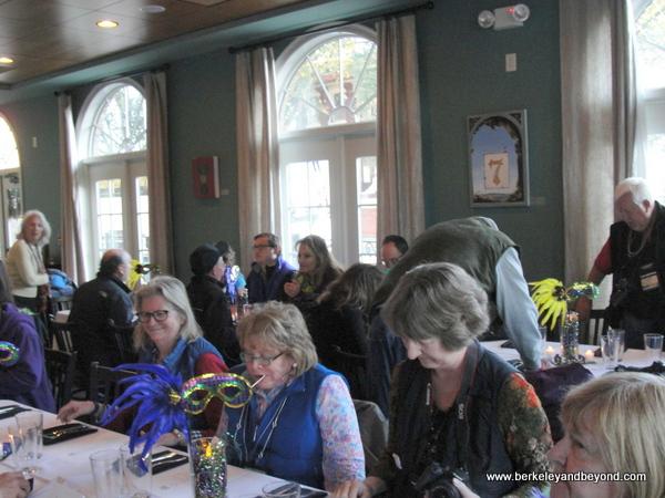 interior of 1910 Restaurant & Wine Bar in Lake Charles, Louisiana
