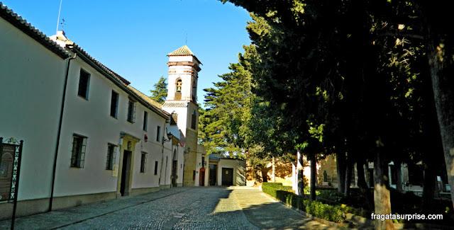Prala Duquesa de Parcent, em Ronda, Andaluzia