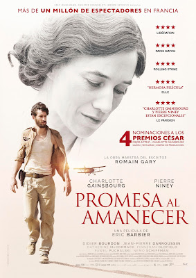 Promise At Dawn [2017] [DVD R2] [Spanish]