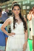 Meghana Gaur in a Deep Neck Sleeveless White Gown at IIFA Utsavam Awards 008.JPG