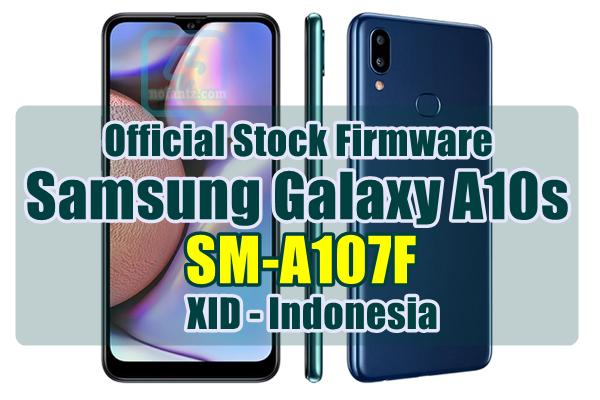 firmware samsung a10s bahasa indonesia