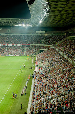 Allianz Riviera Nizza stadio