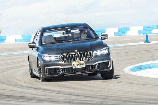 2018 BMW M760i review