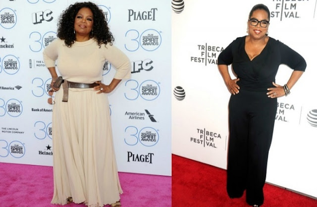 Oprah Reveals Her Secret: How She Lost 30 Pounds With These Simple Tricks