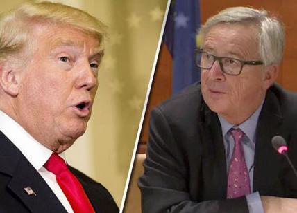 f2c2e803e2 Dopo l''ncontro avvenuto a luglio con Juncker a Washington, rimarranno  alcune barriere per le auto, e l'Europa comprerà più soia e gas americani.