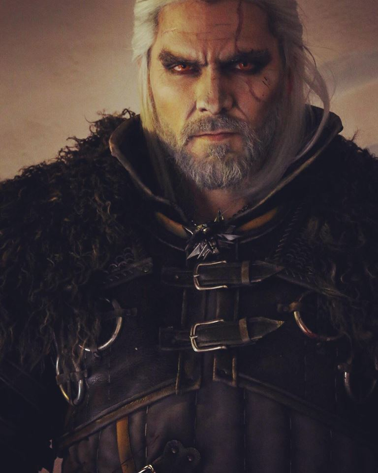 witcher geralt of - photo #21