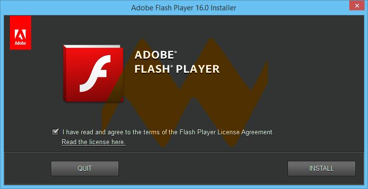 Adobe Flash Player 16.0 Final