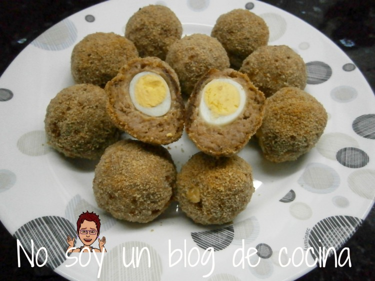 Huevos a la escocesa de Lorraine Pascale