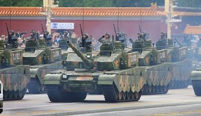 Tank Milik Tiongkok Yang Tangguh Dan Banyak Banget