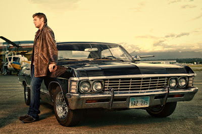 Dean Winchester car Supernatural