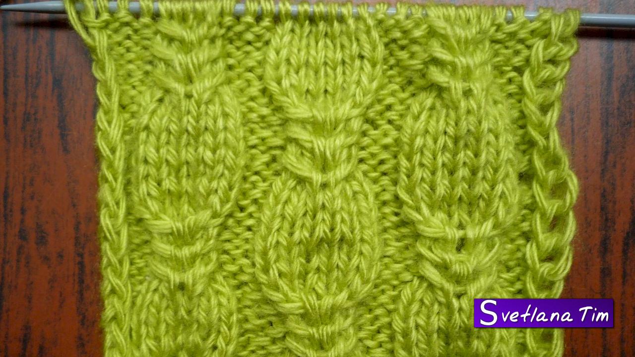 Вязание спицами # 39
