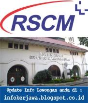 Lowongan Kerja RSCM (RSUP Nasional dr. Cipto Mangunkusumo)