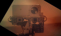La navidad en Marte, Francisco Acuyo