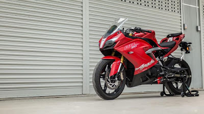 Review TVS Apache RR310 Was Launched On India
