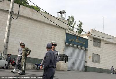 Tehran's infamous Evin prison