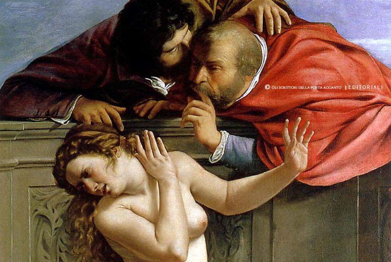 Il coraggio di denunciare: il caso di Artemisia Gentileschi - Lara Zavatteri, Gli scrittori della porta accanto