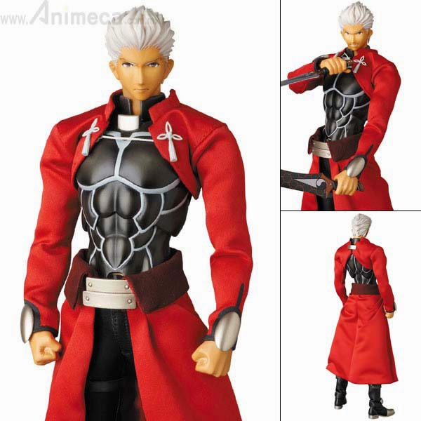 FIGURA ARCHER REAL ACTION HEROES No.705 Fate/stay night [Unlimited Blade Works]