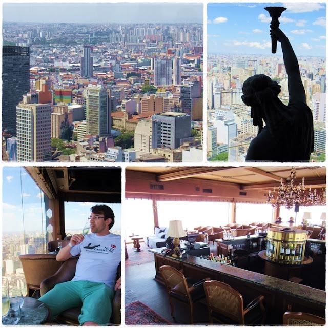 Vem pra Sampa, meu! Encontro que reuniu cerca de 60 blogueiros de viagem em São Paulo, no mês de outubro de 2016. Palestras, passeios, diversão. Lindas paisagens urbanas e muita descontração. Vistas panorâmicas de São Paulo, a partir do Terraço Itália.
