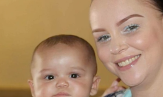 Surrogate mother gives birth to own biological son, admits means she is the mother of her son.