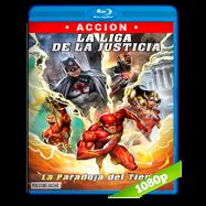 Liga de la Justicia: Paradoja del Tiempo (2013) Full HD 1080p Audio Dual Latino-Ingles