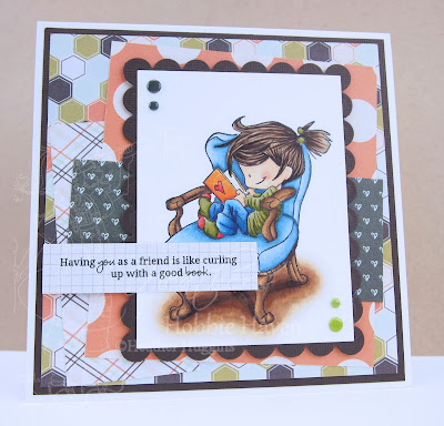 Heather's Hobbie Haven - Cozy Reading Card Kit